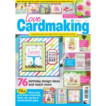 Love Cardmaking International Issue 01