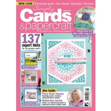 3 issues of Simply Cards & Papercraft for £6!