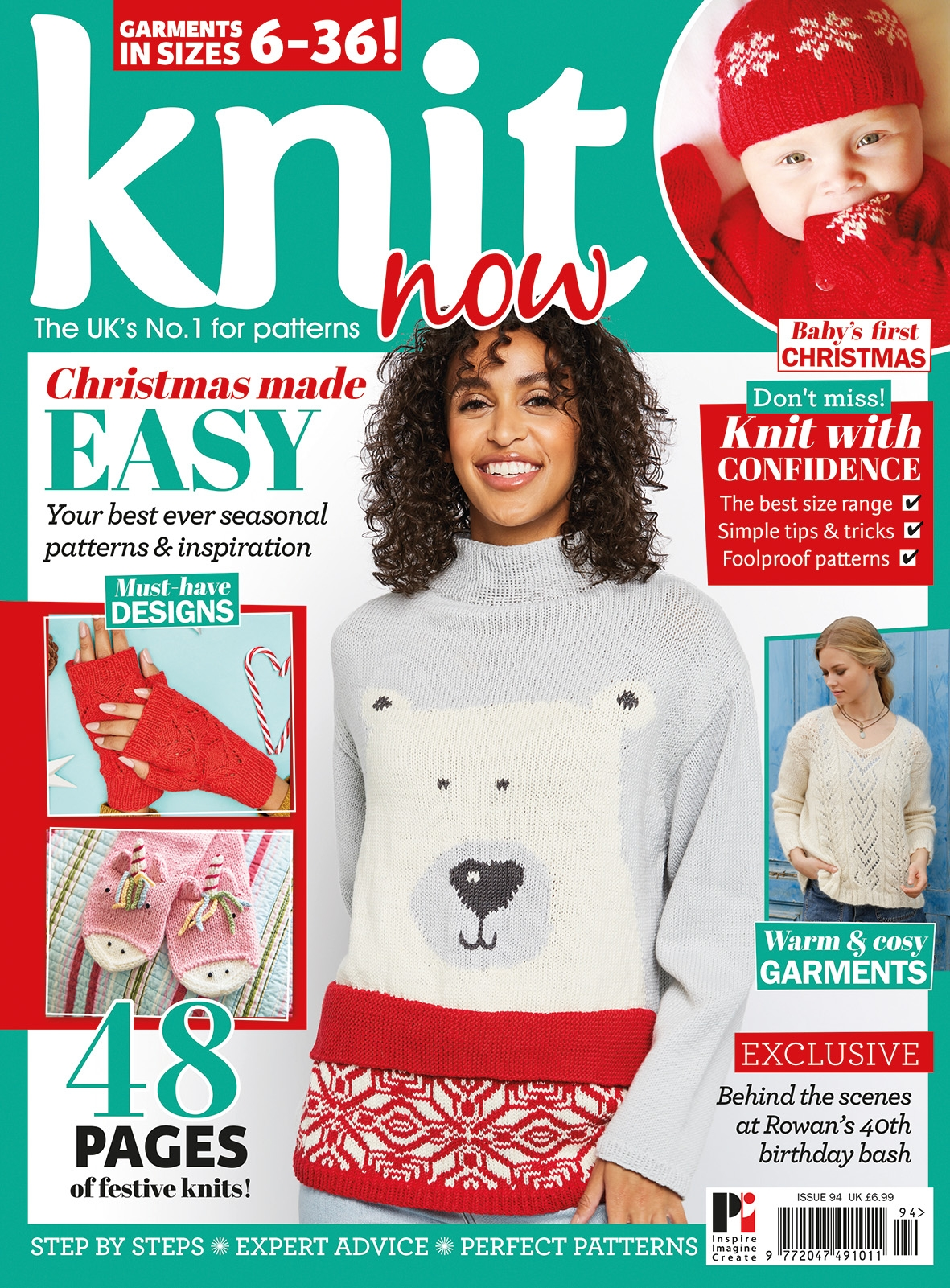 Knit Now issue 94 - MoreMags