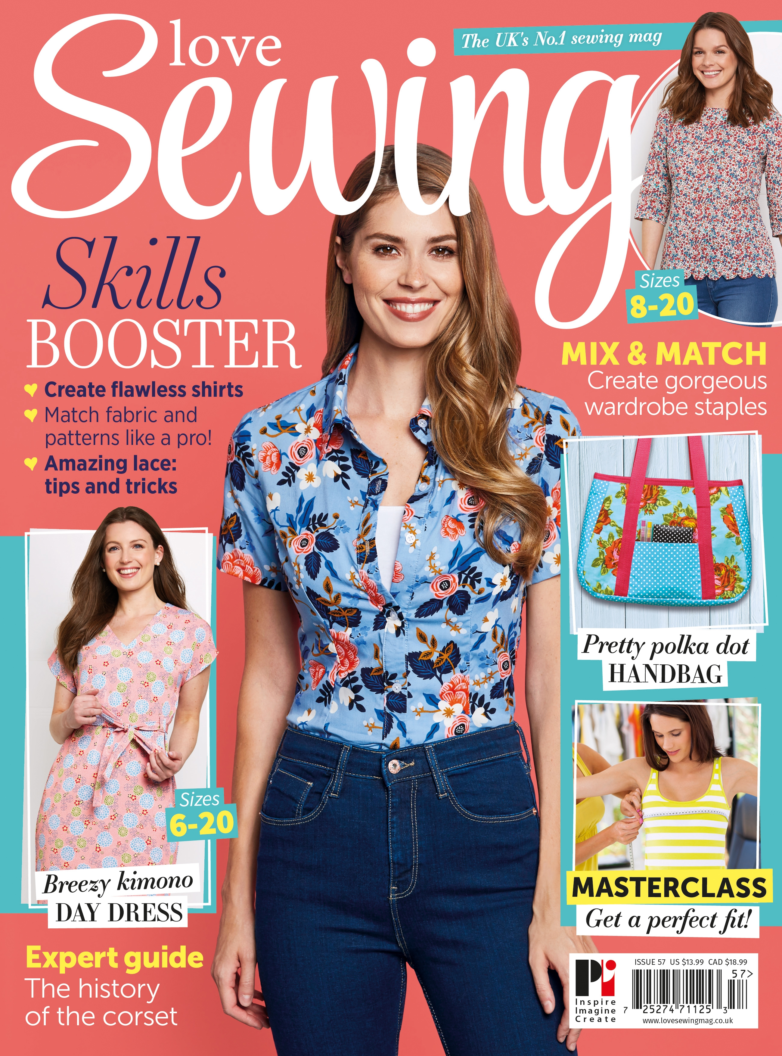 Love Sewing issue 57
