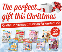 The perfect gift this christmas - crafty gift ideas for under £20!